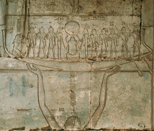 Expediţii antice în Marea Neagră – Egiptenii şi fenicienii – Călătoria legendarului Sesostris la Gurile Dunării şi Mărturia lui Laetus