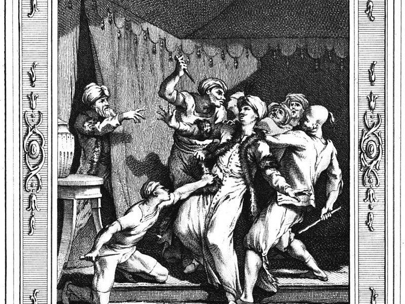 Revolta falsului prinţ Mustafa – marea răscoală din Dobrogea şi Balcani din timpul lui Soliman Magnificul şi alte mişcări sociale ale provinciei