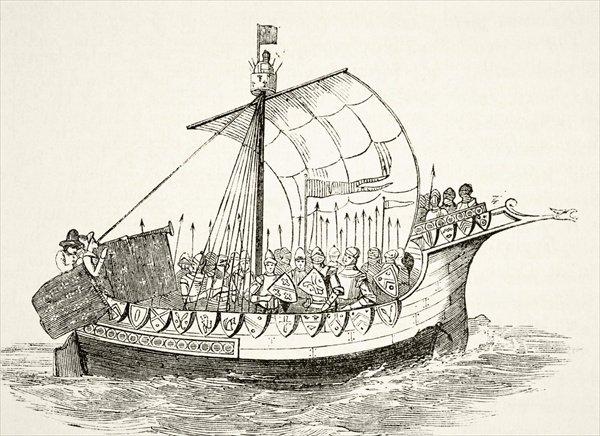 Campania de la Dunăre, cruciaţii burgunzi, Walerand de Wavrin, Vlad Dracul, Panguala, Tutrakan şi cucerirea Giurgiului (1445)
