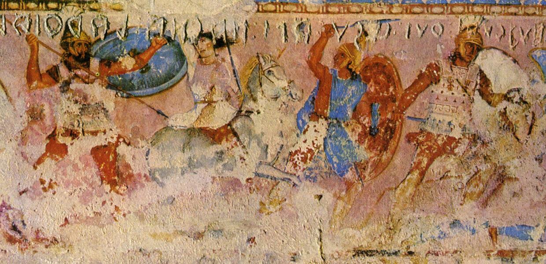 Zidul Amazoanelor – O legendă de la Mangalia – Heracles, Tezeu şi frumoasele războinice fecioare