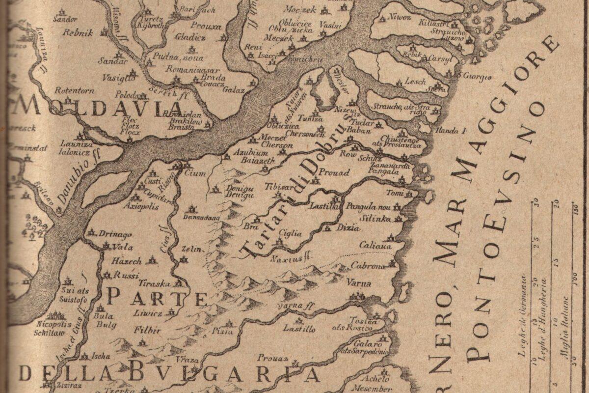 O poveste din timpul lui Ștefan cel Mare – Dobrogea, Țara Abrosit, cronicarul Angiolello, expediția otomană și groaznica invazie a lăcustelor