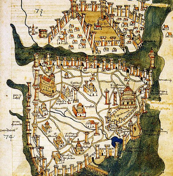 Tratatul de pace de la Pera (1387) – Ioan (Ivanco) al Dobrogei și genovezii