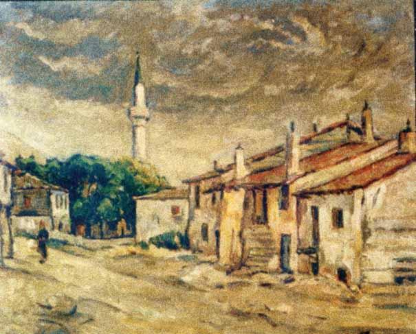 Legenda satului Caranasuf (Kara Nasuf) – Istria