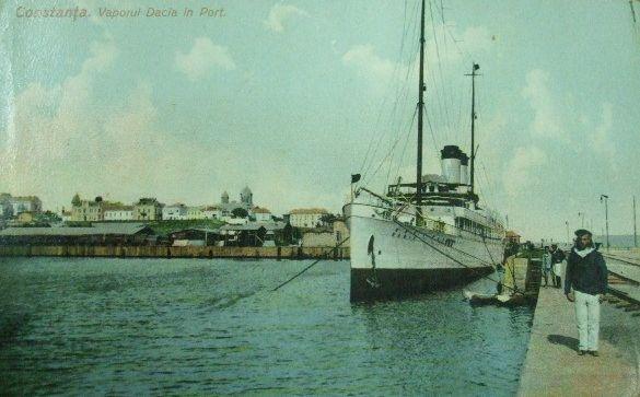 """Constanța ultimului veac (III) – Croaziere, călătorii pe mare, flota comercială și """"școala de marinari"""""""