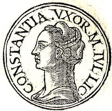 Originea numelui Constanţa – Cartierul creştin şi împărătesele Romei