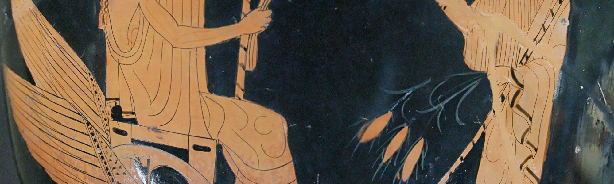 Charnabon, Misteriosul rege al geţilor şi legenda lui Triptolemos