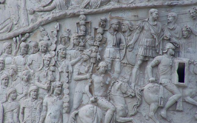 Dio Cassius: Războiul dacilor cu Domitian