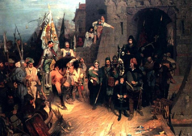 5 martie în Istorie: 1431, prima menționare a Husiților în Moldova lui Alexandru cel Bun