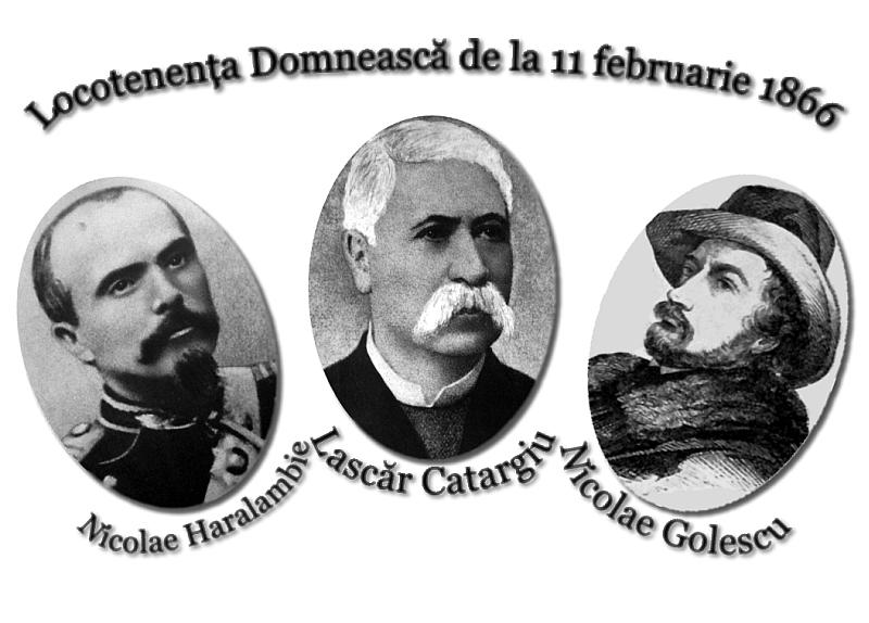 30 martie în Istorie: Locotenența domnească, Carol I și Proclamația către popor