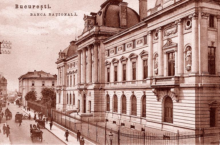 17 martie în Istorie: Înființarea Bank of Roumania