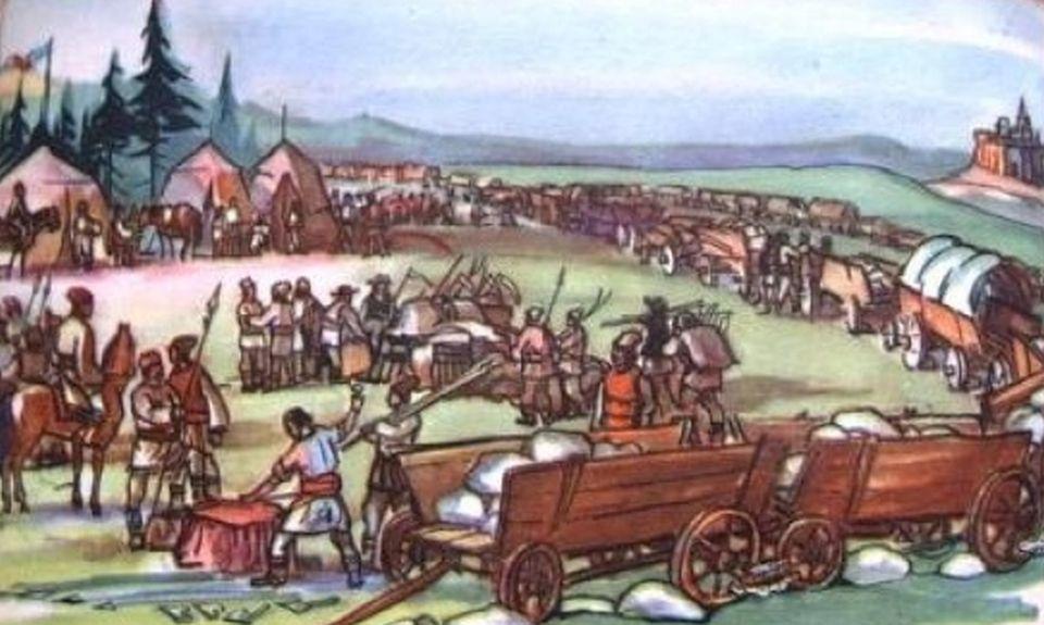 31 martie în Istorie: Izbucnește Răscoala de la Bobâlna
