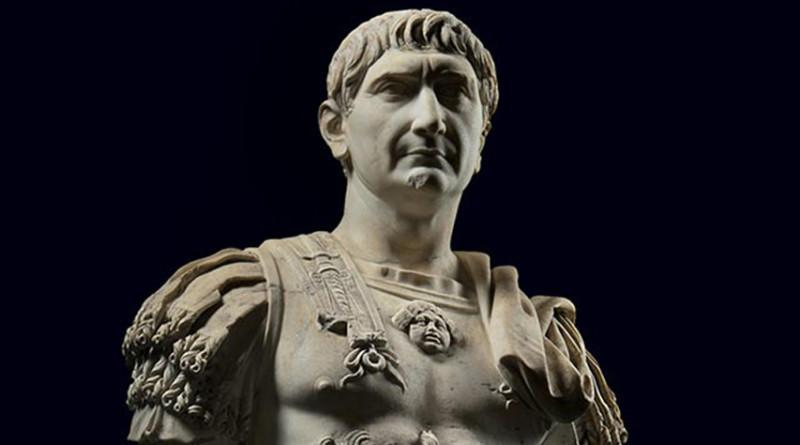 25 martie în Istorie: Împăratul Traian pleacă spre Dacia. Începe primul război daco-roman