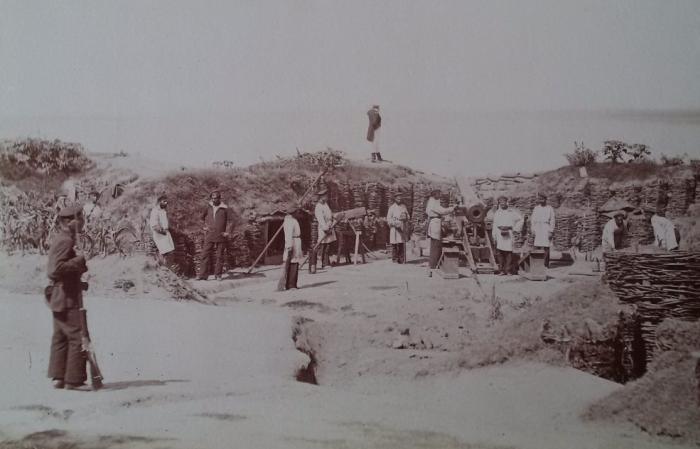 21 aprilie în Istorie: Turcii bombardează Brăila și Calafatul. Începe Războiul de Independență