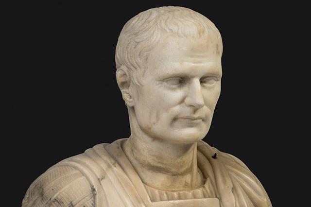 Muzeul de Istorie Constanța: Bust de comandant militar