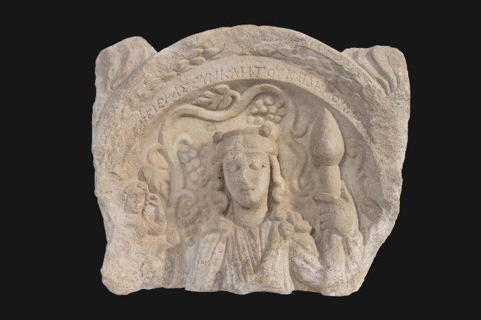 Muzeul Cetății Histria: DIONYSOS, zeul vinului, al extazului și fertilității