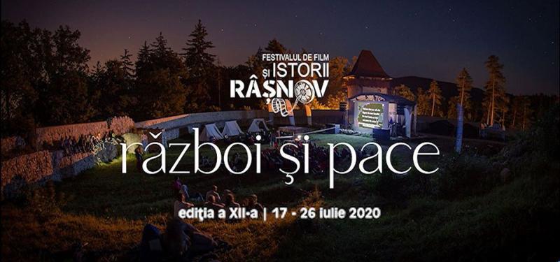 """""""Război și Pace"""" la Râșnov:  o nouă ediţie a Festivalului de Film și Istorii"""
