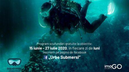 Urbe Submersi: Scufundări gratuite la vestigii arheologice subacvatice