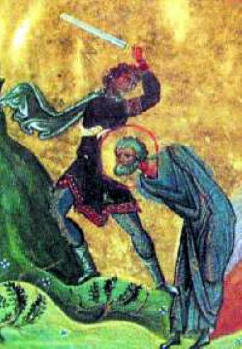 Axiopolis, martiriul Sfântului Dasius şi Regele Saturnaliilor