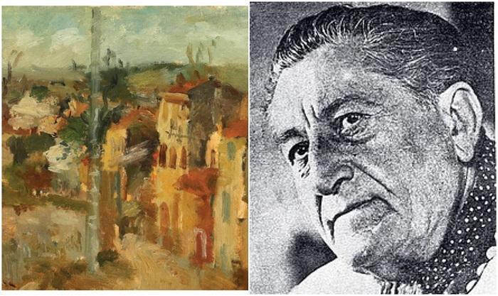 Lucian Grigorescu, cel mai important pictor dobrogean, s-a născut pe 1 februarie 1894, la Medgidia