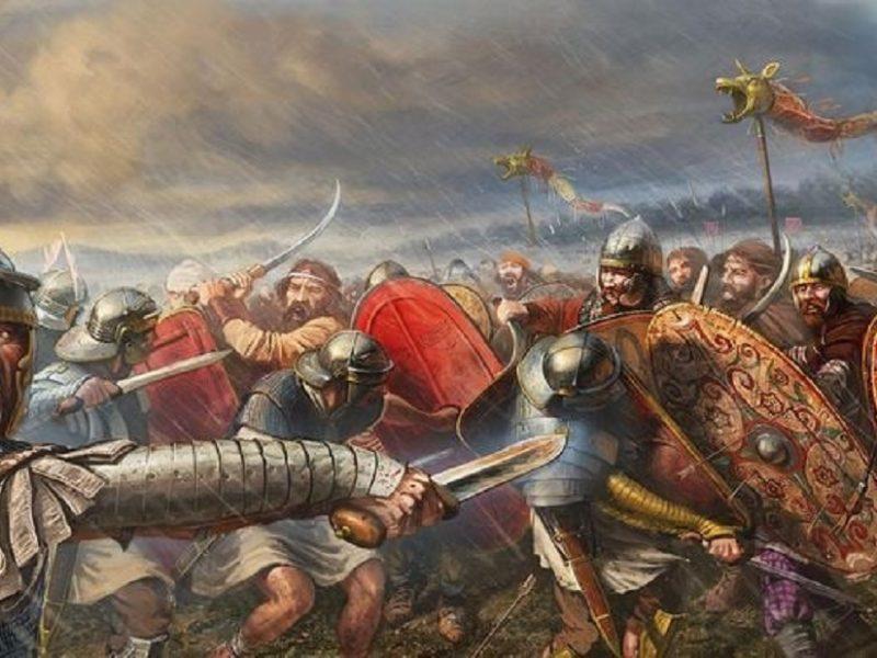 Apariții divine pe câmpuri de luptă